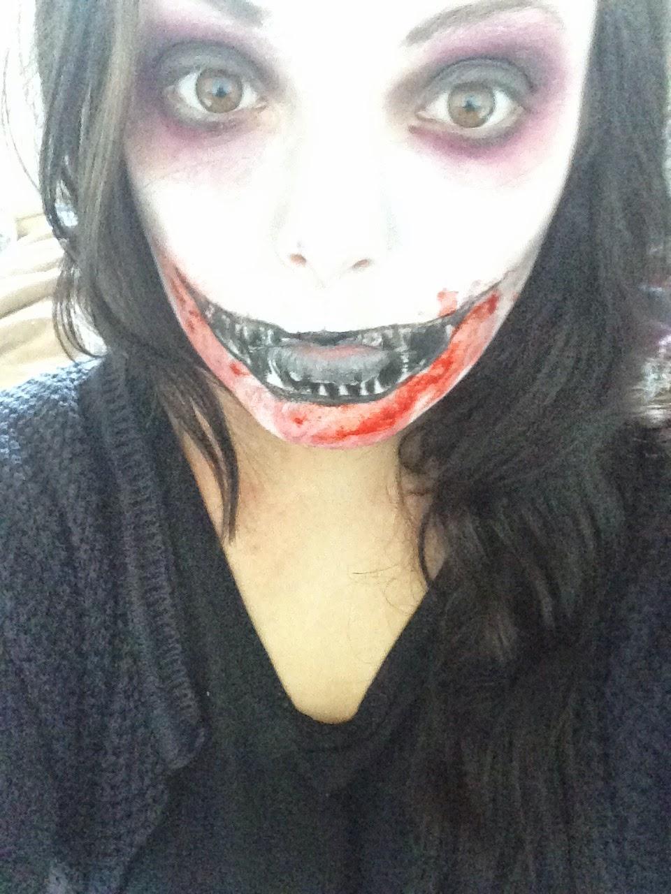 Halloween Makeup – HayleyGraceMakeup